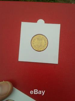 Very Rare, Lot Of 20 Francs Gold Louis XVIII 1818t, 1819t, 1820t. Full Lot