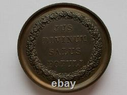 Very Rare Seditious Medal. Here's The Best Republic