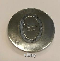 Very Rare System Medal 21 Year Calendar Christian Dior