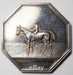 Very Rare Token Money From Jockey Club De Lyon