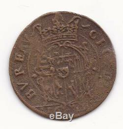 Very Rare Token Of Eric Of Lorraine Bishops Of Verdun Mint Lorraine