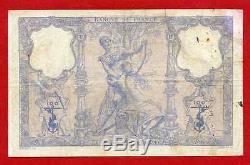 (ref J. 299) 100 Francs Blue And Pink 27.07.1900 (rare) Tb +