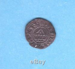 (reff. 71) Savoy Obole The Temple Of Bishopric Lausanne XII S (rare)