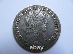 1/4 écu Louis XIII 1642A très rare prix 280 1er poinçon