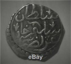 1/8 Budju Algerie Ah 1210 (1795) Selim III Tres Rare