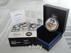 10 euro BE France 2016 SERIE JEUNESSE MICKEY A TRAVERS LES AGES TRES RARE