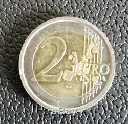 2 Euros Garde Suisse Vatican 2006 TRÈS RARE Sans coffret, sous capsule