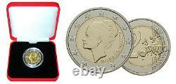 2 euro MONACO 2007 Grace Kelly BU dans son ecrin TRES TRES RARE 20 00 exemplair