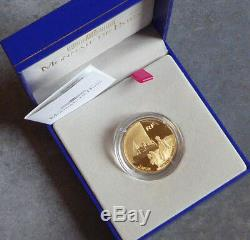 20 euro 2004 BE 17 g OR Messageries Maritimes (281 ex.) 1/2 oz GOLD TRèS RARE