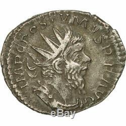 #509549 Monnaie, Postume, Antoninien, 260-269, Trèves ou Cologne, Très rare