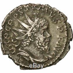 #510011 Monnaie, Postume, Antoninien, 260-269, Trèves ou Cologne, Très rare