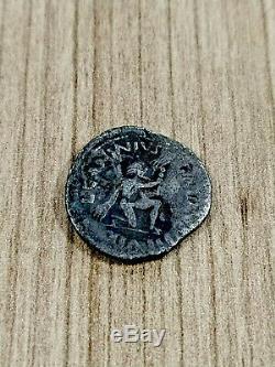 602 Denier Auguste Caninius Gallus (très rare)