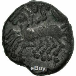 #650922 Monnaie, Allobroges, Statère, Ier siècle AV JC, Très rare, TTB+