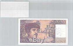 Billet France 20 Francs 1980 Très Rare A 005