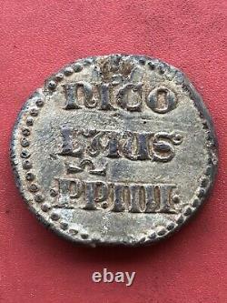 Bulle papale NICOLAS IV, Trés rare dans cet état