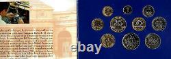 Coffret Brillant Universel Francs 1992 Frappe Medaille // Tres Rare // Recherche