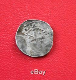 Denier Remiremont monnaie féodal tres rare