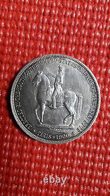 Dollar Lafayette 1900 Argent (tres Rare)