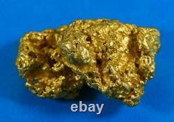 Grand Naturel Or Pépite Australien 80.31 Grammes 2.58 Troy Onces Très Rare C