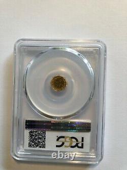 Half dollar or 1874 Indian octogonal BG 944 R5 très rare MS63 semi proof like
