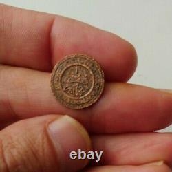 ISLAMIC / ARABIC / MAROC / MOROCCO. Mouzouna 1320 Fes. Frappe monnaie. Très rare