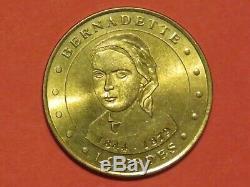 MDP Lourdes Bernadette Soubirous 1844 1879 TRES RARE