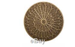 Médaille Notre-Dame de Paris bronze Florentin TRÈS RARE épuisé a la MDP