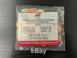 Monaco Starter Kit Complet Scellé d'origine 2001 Très rare