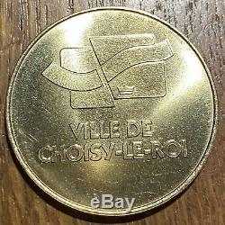 Monnaie De Paris Très Très Rare Choisy Le Roi (679) Grosse Cote