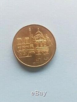 Monnaie de Paris MDP 1 Euro Thomas Cook 1998 Tres Rare TBE LIVRAISON GRATUITE