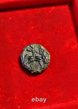Monnaie gauloise #TRES RARE #bronze exobnos turons