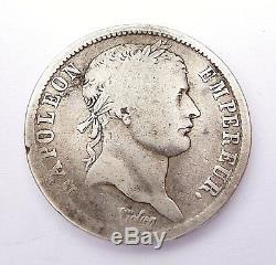 NAPOLEON Ier 2 francs 1807 A TRES RARE