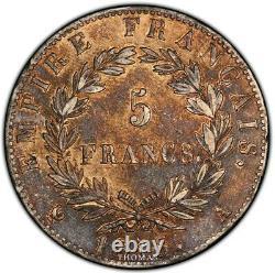 Napoléon Ier 5 francs 1815 A Les cent jours Très rare