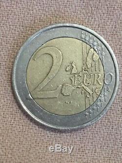 Pièce 2 Euro Grèce 2002 Avec S Très Très Rare