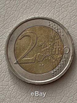 Piece 2 euros tres tres rare