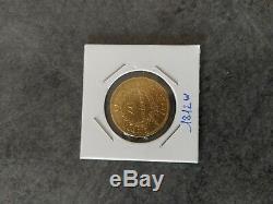 Piece 40 Francs 1812 W Lille en or pure. Très belle pièce rare plus de 200ans