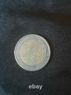 Pièce Très Rare 2 Euros EYPO GRÈCE 2002 (S dans l'étoile Du Bas) Grèce