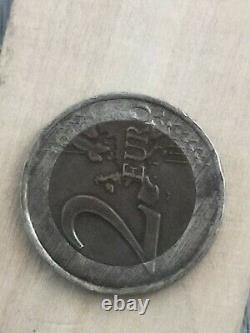 Pièce Très Très Rare De 2 Euros