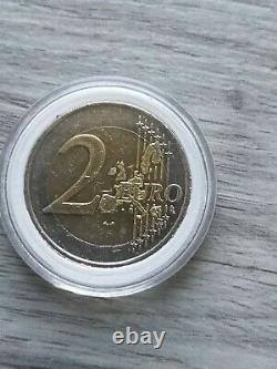 Piece de 2 Euros très Très Rare