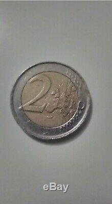 Pièce de 2 euros Pays Bas Béatrix très rare