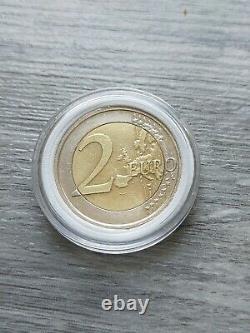 Pièce de 2 euros Très rare Belge 2011