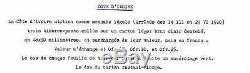 (TM 01) TIMBRE MONNAIE DE LA COTE D'IVOIRE 0,05 Ct 1920 TRÈS RARE