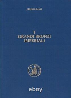 TRES RARE BANTI, I GRANDI BRONZI IMPERIALI, 8 vol