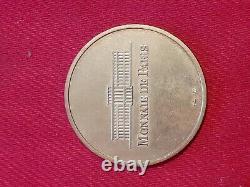 TRES RARE Médaille monnaie de paris MDP La Semeuse1996