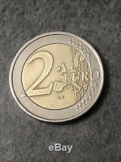 TRÈS RARE Piece de 2 euros Grèce grec 2002 S finlande TRÈS BON ÉTAT