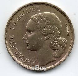 Tres Rare 50 Francs Guiraud 1950