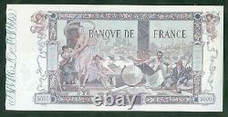 Très Rare Billet De 5000f Flameng Du 18 1 1918 Ttb+