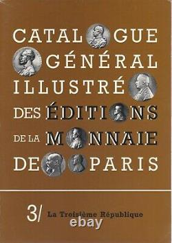 Tres Rare Les 8 Tomes Du Catalogue De La Monnaie De Paris