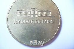 Tres Rare Monnaie De Paris Montagne Des Singes 1998 Différents Écarté