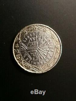 Très Très! Rare Pièce 1 euro 1999 bon État à saisir